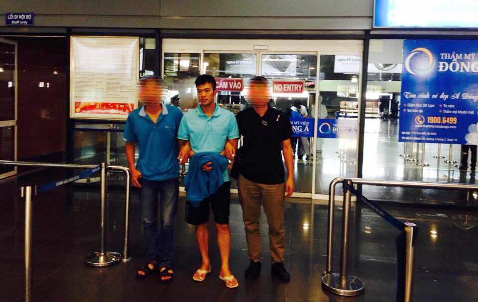 Hà Nội: Kẻ dùng tuýp sắt giết người bị bắt 1