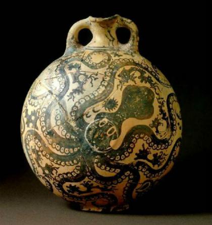 Nữ du khách vấp ngã làm vỡ bình cổ 4000 năm tuổi 1