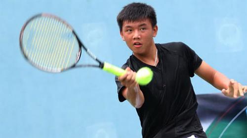 Lý Hoàng Nam vào vòng 2 Roland Garros 1