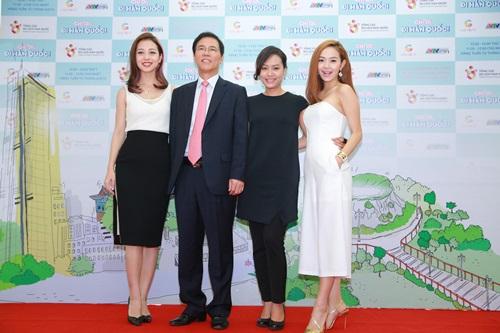 Bộ ba Jennifer Phạm, Minh Hằng, Hồng Ánh cùng nhau đi khắp Hàn Quốc 1