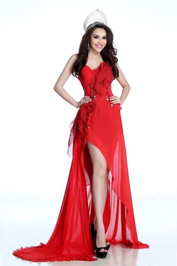 Chân dung Hoa hậu Diệu Hân bị bà chủ nhà đánh ghen 1