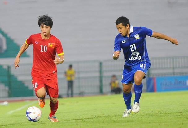 Lịch thi đấu bóng đá nam SEA Games 28 năm 2015 1