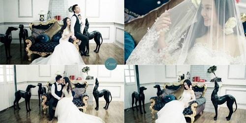 Tuấn Hưng bất ngờ lộ ảnh cưới đẹp lung linh 8