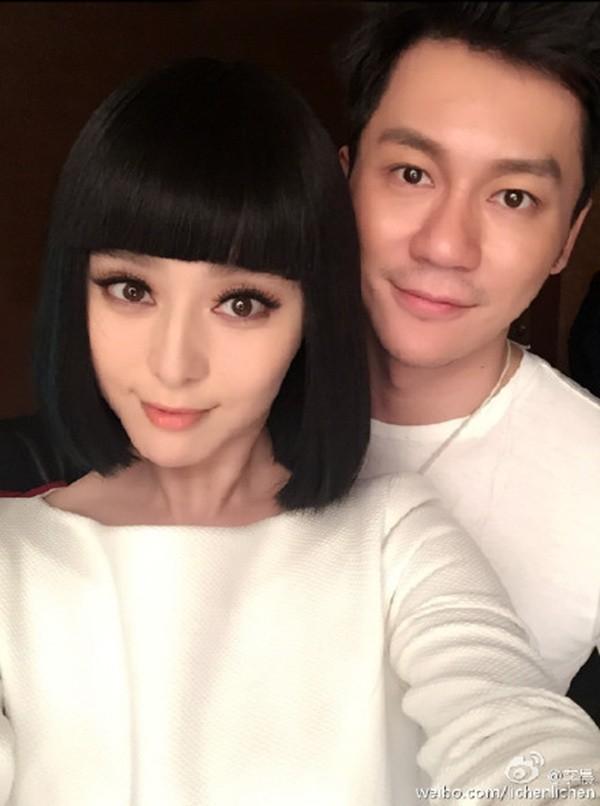 Tiết lộ hình ảnh Phạm Băng Băng được Lý Thần cầu hôn như phim 3