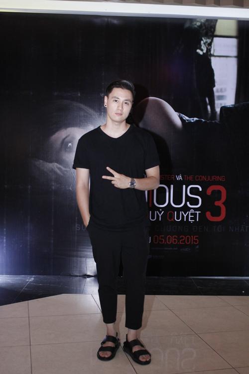 Con gái Thanh Lam nhí nhảnh đi xem phim Insidious 3 – Qủy Quyệt 9