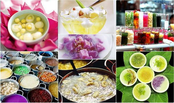 Điểm danh những món ăn giải nhiệt mùa nóng cực mát cực dễ tìm 6