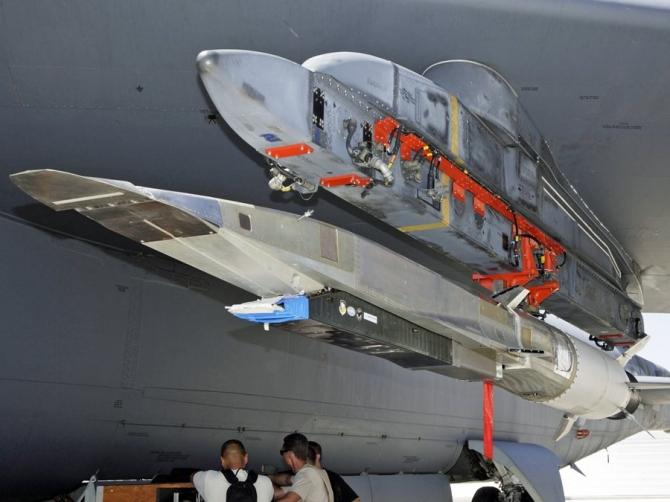 Tiết lộ tên lửa 'khủng' có thể bay xuyên nước Mỹ trong nửa giờ 1