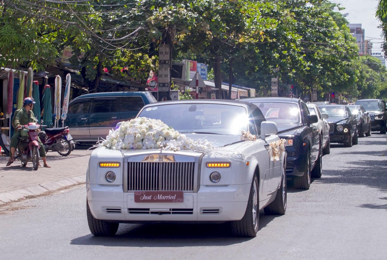 Thân thế của thiếu gia rước dâu bằng Rolls – Royce mui trần 1