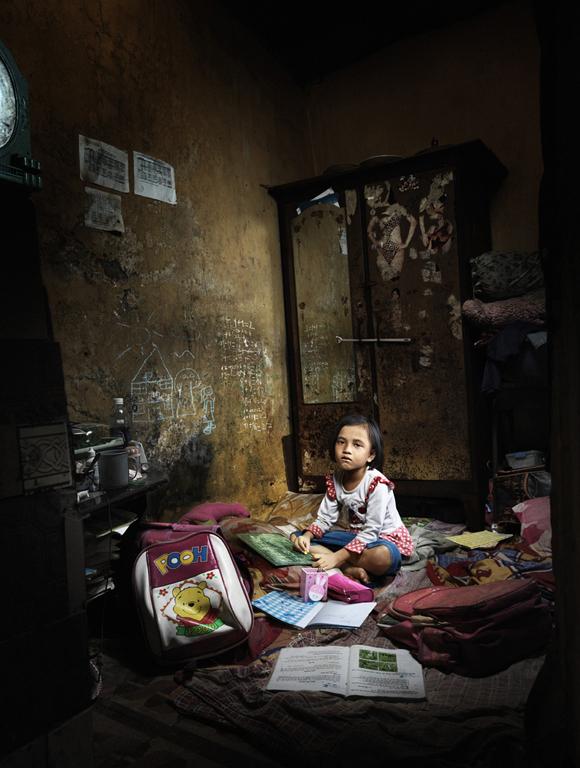 Buốt lòng sự khác biệt giữa trẻ con nhà giàu và nhà nghèo 2