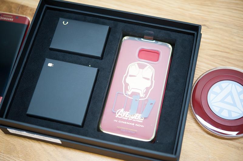 Galaxy S6 Edge phiên bản Iron Man giá gần 60 triệu 4