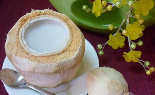 Cách làm thạch dừa mát lịm giải nhiệt cho mùa hè  2