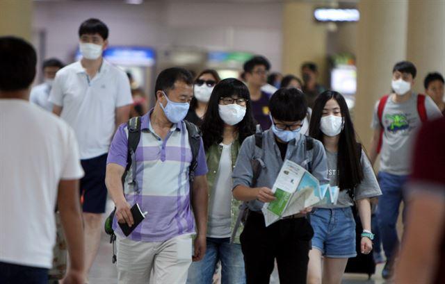 Người Việt tại Hàn Quốc hoang mang trong dịch chết người MERS 1