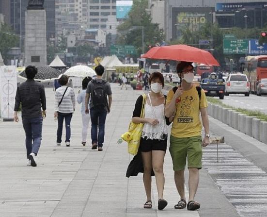Người Việt tại Hàn Quốc hoang mang trong dịch chết người MERS 3