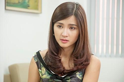 """Kim Tuyến yêu Đoàn Thanh Tài trong phim mới """"Nỗi buồn có mắt"""" 2"""