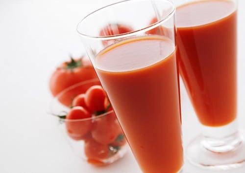 Kết quả hình ảnh cho sinh tố cà chua