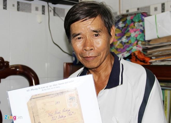 Lão nông miền Tây sở hữu bộ sưu tập tem trị giá nghìn đô 1