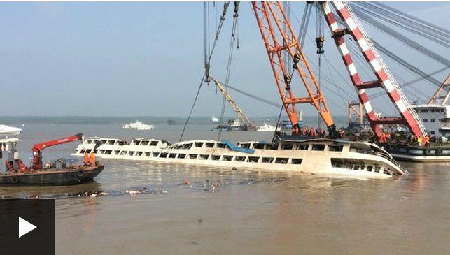 Thuyền trưởng tàu Trung Quốc bị lật lên tiếng 7