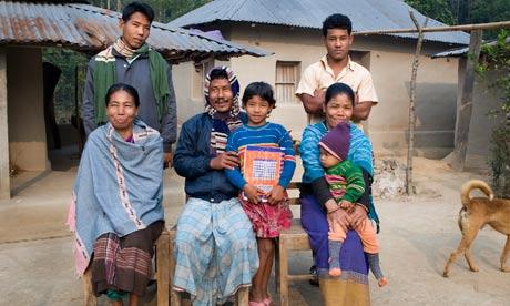 Tục lệ quái đản ở Bangladesh: Mẹ và con gái cưới chung một chồng 1