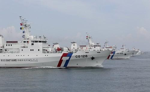 Đài Loan ngang ngược đưa tàu tuần duyên khủng ra Trường Sa 3