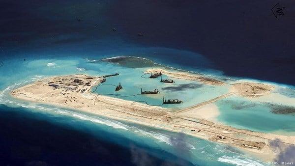 Việt Nam 8 lần gửi công hàm phản đối TQ xây đảo trên Biển Đông