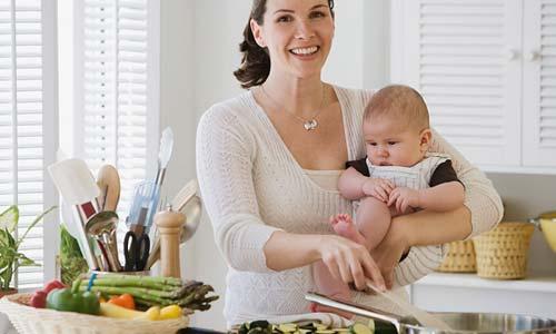 Cách giảm cân sau khi sinh mổ cực an toàn và hiệu quả 1