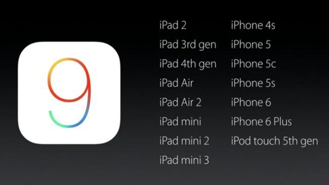 iOS 9 ra mắt và 5 tính năng mới nổi trội nhất  3