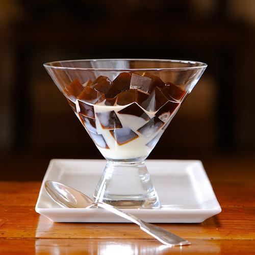 2 cách làm thạch cafe mát lịm ngọt ngào cho mùa hè 1