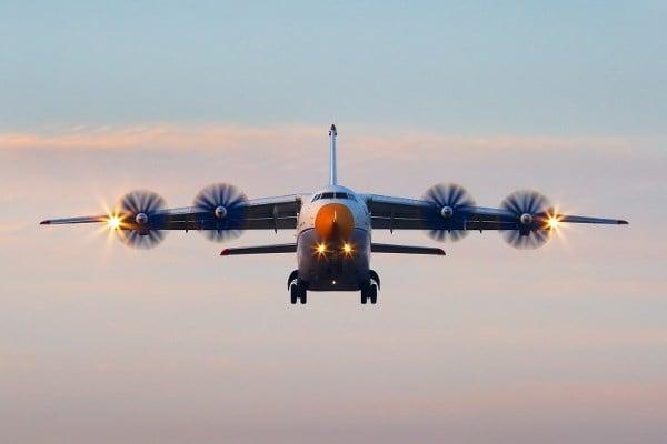 Top 10 máy bay vận tải quân sự lớn nhất thế giới 11