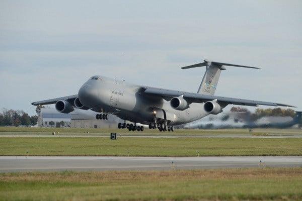 Top 10 máy bay vận tải quân sự lớn nhất thế giới 3