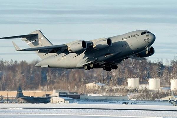 Top 10 máy bay vận tải quân sự lớn nhất thế giới 4