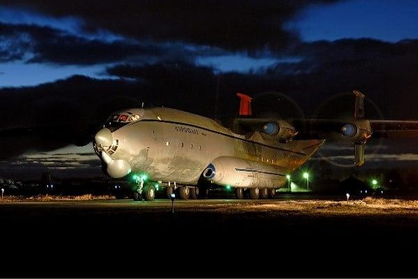 Top 10 máy bay vận tải quân sự lớn nhất thế giới 6