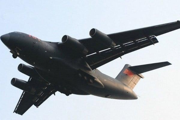 Top 10 máy bay vận tải quân sự lớn nhất thế giới 7