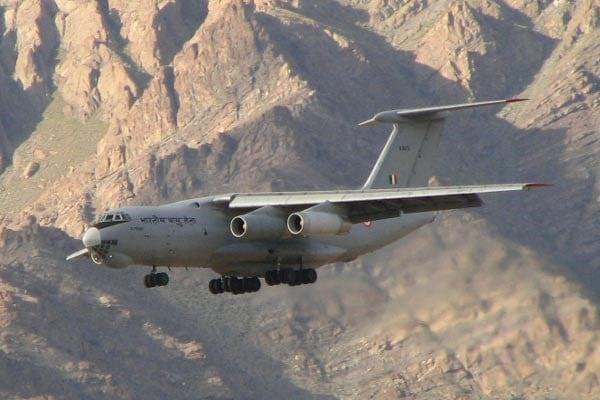 Top 10 máy bay vận tải quân sự lớn nhất thế giới 8