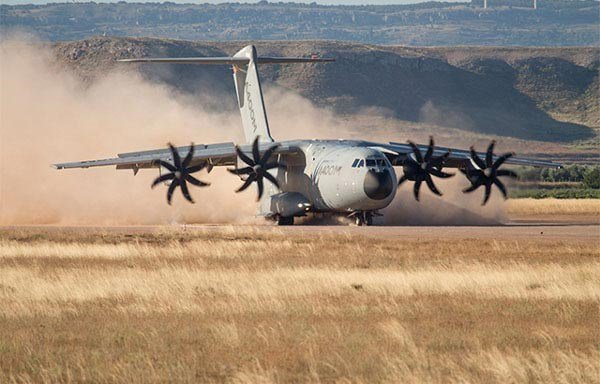 Top 10 máy bay vận tải quân sự lớn nhất thế giới 9