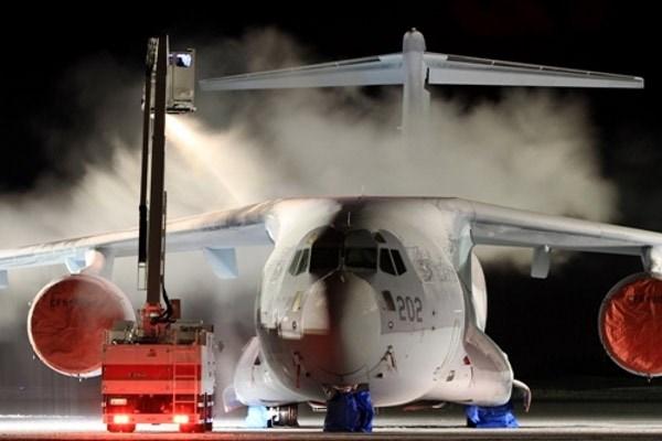 Top 10 máy bay vận tải quân sự lớn nhất thế giới 10