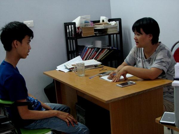 Món quà diệu kì với người phụ nữ vô sinh mở xưởng may cho người khuyết tật 1
