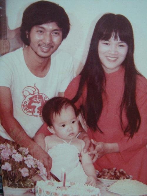 Bà xã Lý Hải tiết lộ ảnh hồi nhỏ cực xinh xắn 2