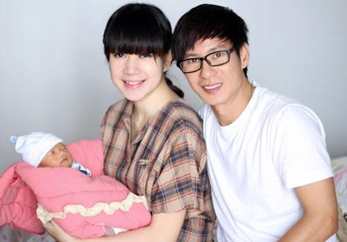 Bà xã Lý Hải tiết lộ ảnh hồi nhỏ cực xinh xắn 7