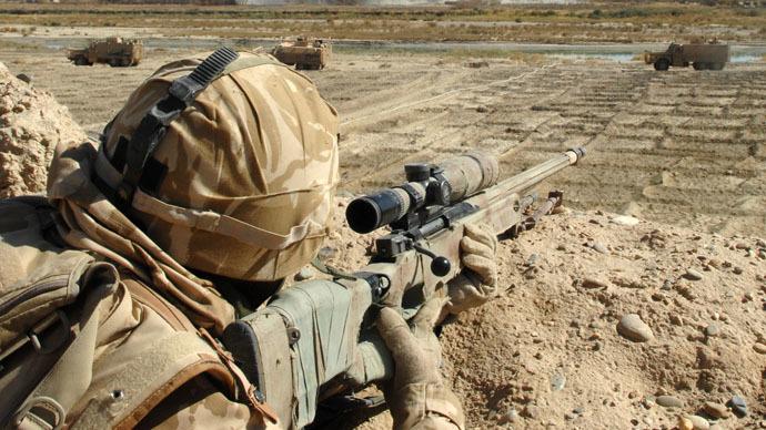 Lính bắn tỉa giỏi nhất nước Anh ám ảnh vì phải nhặt thi thể đồng đội 2