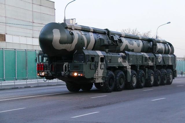 Khám phá sức mạnh những tên lửa đạn đạo khủng khiếp nhất thế giới 2