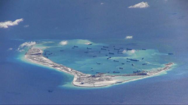 Trung Quốc tuyên bố sắp cải tạo xong các bãi đá ở Biển Đông 3