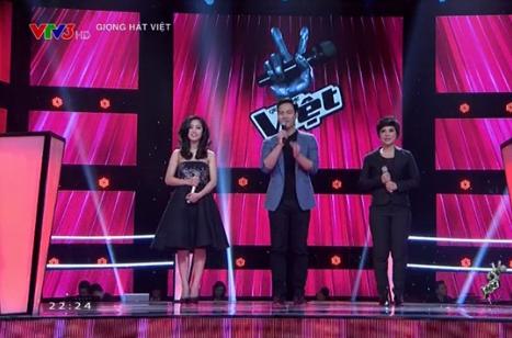 Giọng hát Việt 2015 tập 2 vòng đối đầu: Mỹ Tâm cứu 2 thí sinh đội Thu Phương 6