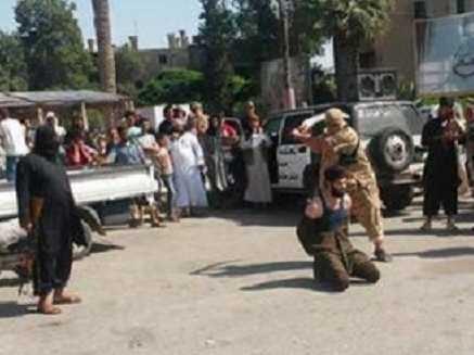 IS bất ngờ hành quyết công khai thủ lĩnh cấp cao của al-Qaeda 1