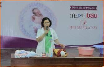 Bệnh viện phụ sản - Nhi Đà Nẵng với ngày hội