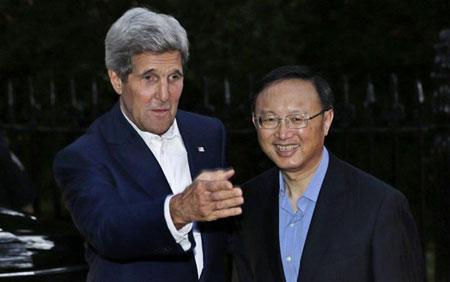 Đối thoại chiến lược Mỹ - Trung nóng vì Biển Đông, tin tặc 1