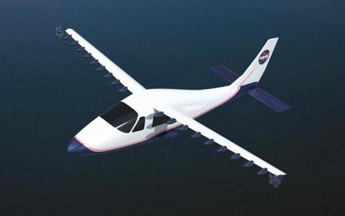 Cận cảnh máy bay điện 3,5 tỉ, bay 1 tiếng hết pin của đại gia TQ 5