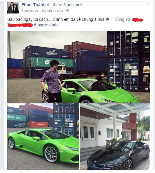 """Soi độ giàu """"khủng"""" của thiếu gia tậu siêu xe xanh lá 16 tỉ 1"""