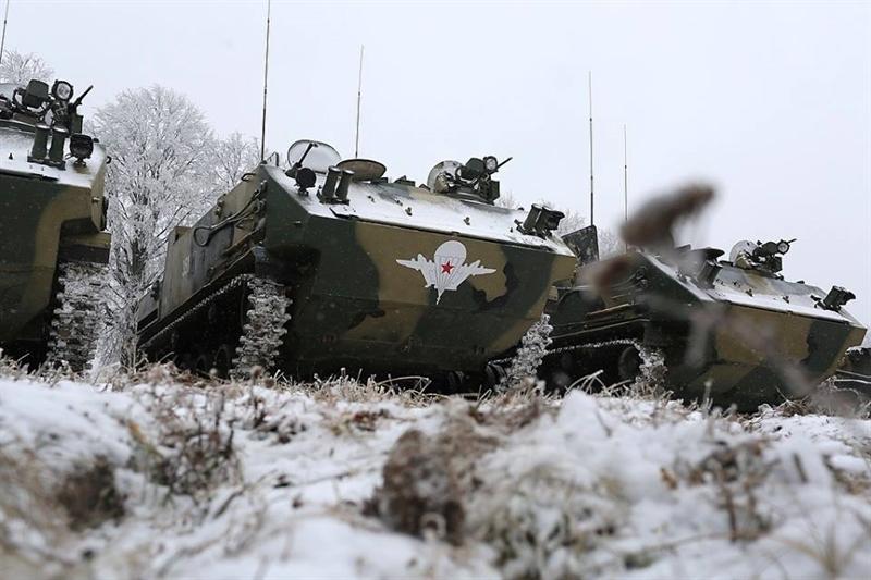 Cận cảnh loại xe bọc thép được dành riêng cho lính dù Nga 2