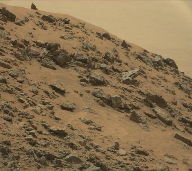 NASA: Robot tìm thấy
