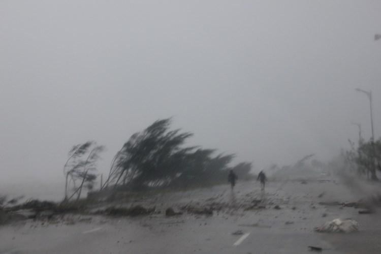 Tin bão số 1: Bão số 1 suy yếu thành áp thấp, mưa lớn trên diện rộng 5